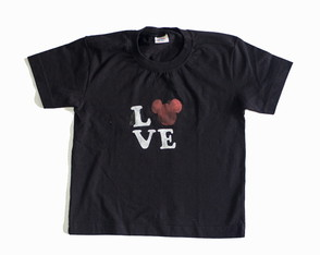 Camiseta Infantil - Love Mickey - 6