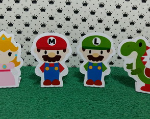 Mini display super mario
