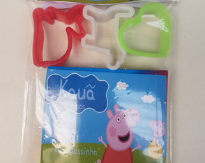 Kit Massinha Modelar Peppa Pig