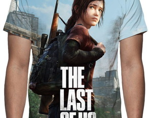 Camiseta Game The Last Of Us Mod 02 - Estampa Total