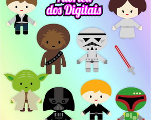 Kit Digital - Star Wars 2