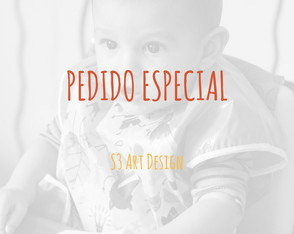 Pedido Especial S3 Art Design