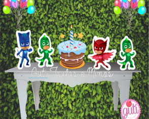 Display para mesa - PJ Masks