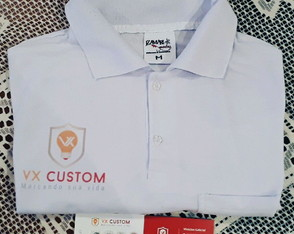Polo uniformes para empresas sublimado