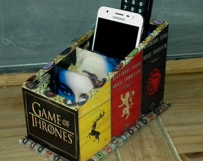 Porta Controles Game of Thrones
