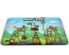 MOUSE PAD ANGRY BIRDS 4-M46