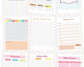 Miolo Digital Planner 2018