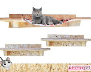 Nicho para gatos - Kit Cat - 02