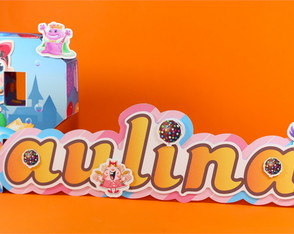 Candy Crush Nome Personalizado