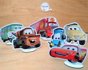 Display Carros Disney