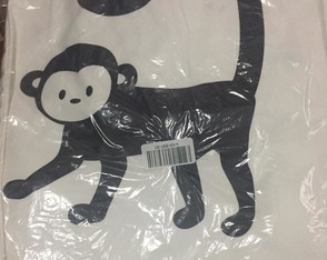 Eco Bag Macaco
