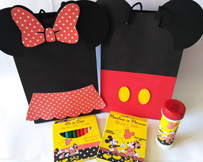 Kits Mickey e Minnie