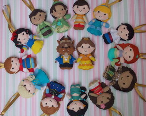 Princesas e Príncipes Pocket