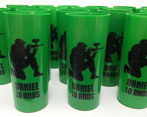 Copo Long Drink Paintball