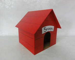 Casinha do Snoopy G