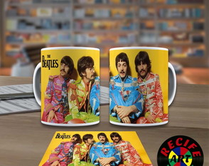 Caneca - Sgt. Peppers