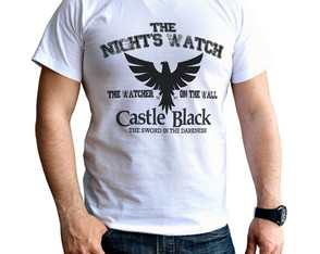 CAMISETAS GAME OF THRONES VIII