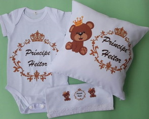 KIT Baby Personalizdo