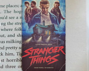 Marcadores Magnéticos Stranger Things
