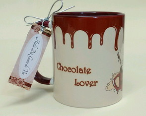 Caneca Chocolate Lover
