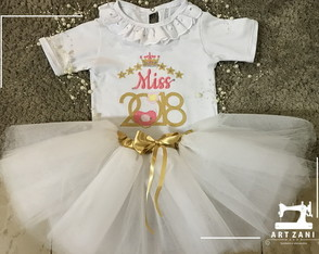 Body + Saia Tutu Miss 2018