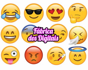 Kit Digital - Emoticons Whatsapp