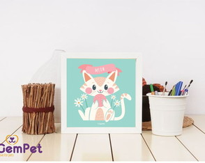 Quadro Pet Decorativo