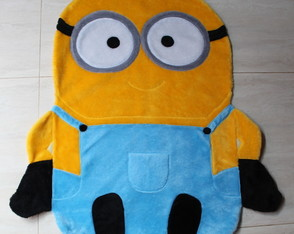 Tapete Minion Pronta Entrega