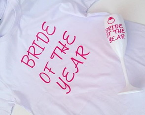 Camisa Bride Off The Year
