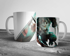 Caneca League of Legends Rengar 325ml