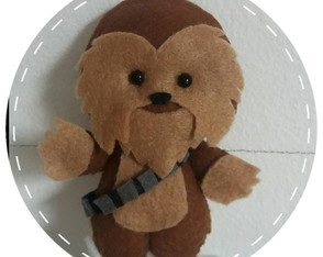 Packet Pap Chewbacca