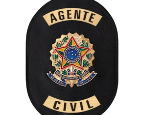 Distintivo Agente Civil