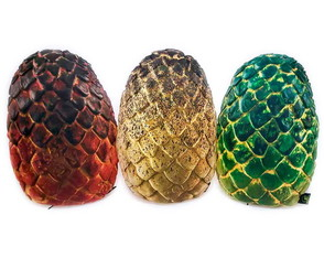 Kit Almofadas Game Of Thrones Dragon Egg Got