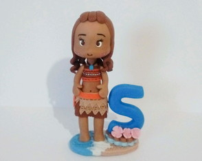 Topo Moana em Biscuit