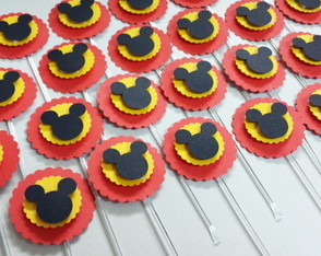 Toppers Pequeno Mickey