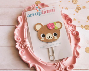 Clips Sweet Bear (TMC079)