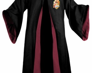 Capa / Manto Grifinória - Gryffindor - Harry Potter Cosplay