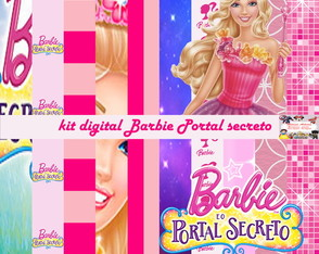 KIT DIGITAL BARBIE PORTAL