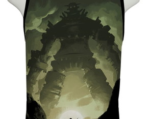 Camiseta Game Shadow of the Colossus Remaster - Regata