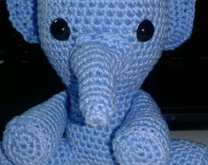 Elefante Teddy Jr.