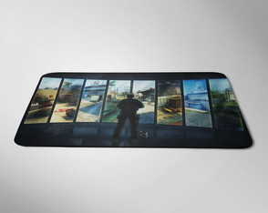 Mousepad Gamer Counter Strike Global Offensive