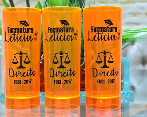 Copos Long Drink Led Pisca Pisca Personalizado