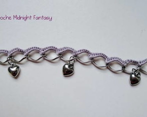 pulseira-de-croche-midnight-fantasy