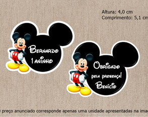 Tag Mickey Mouse