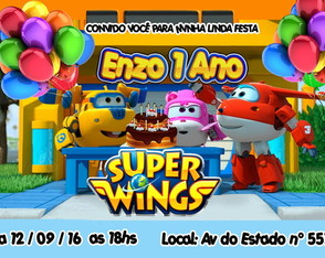 kit festa super-wings