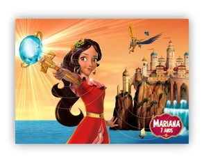 Elena de Avalor mouse pad
