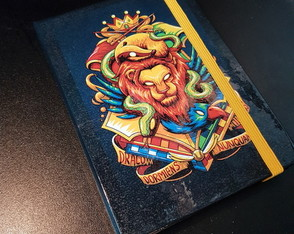 Sketchbook Harry potter Escolas