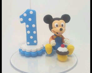 Vela Biscuit Mickey Baby