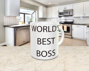 Caneca - World Best Boss
