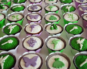 Cupcakes Tinker Bell